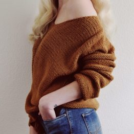 harrow sweater knit pattern