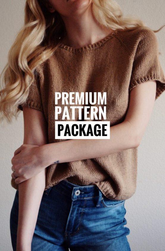 premium pattern package