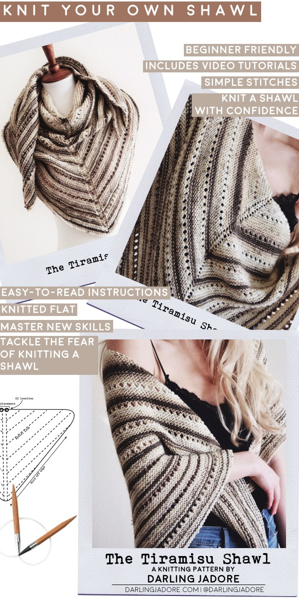 darling jadore scarf knitting pattern
