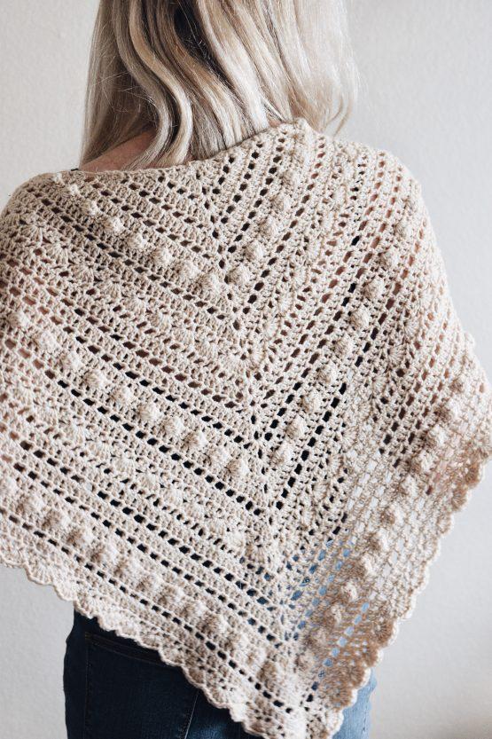 darling jadore the isla scarf crochet