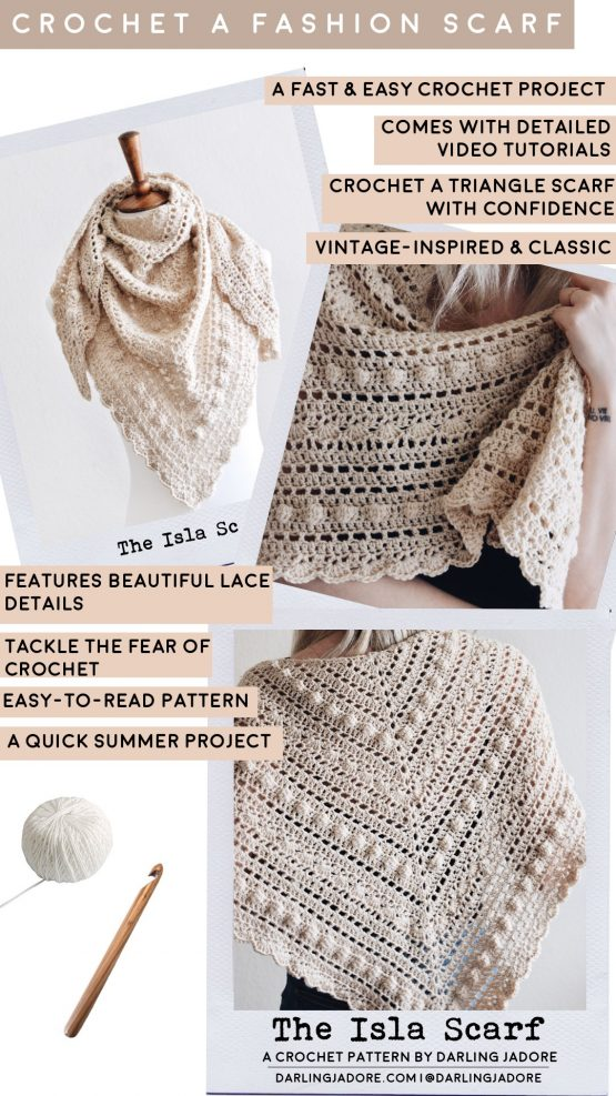 isla scarf darling jadore