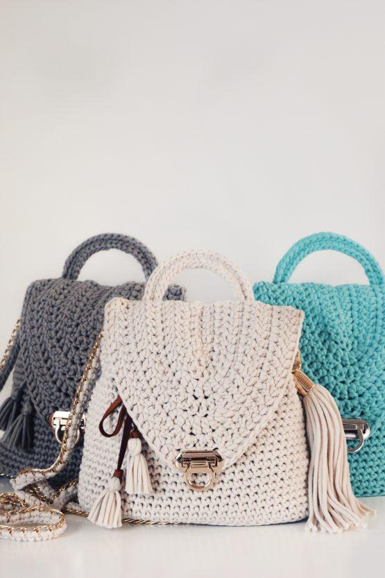 verinto bag darling jadore crochet pattern