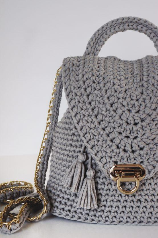 darling jadore crochet backpack purse pattern