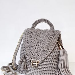 darling jadore crochet pattern lola bag