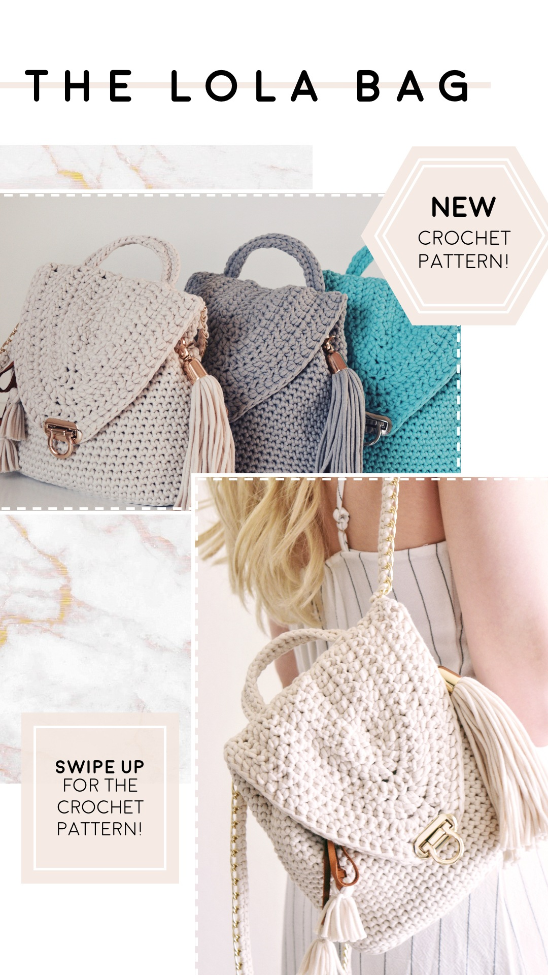 darling jadore crochet pattern