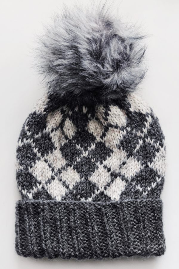 darling jadore knit pattern beanie