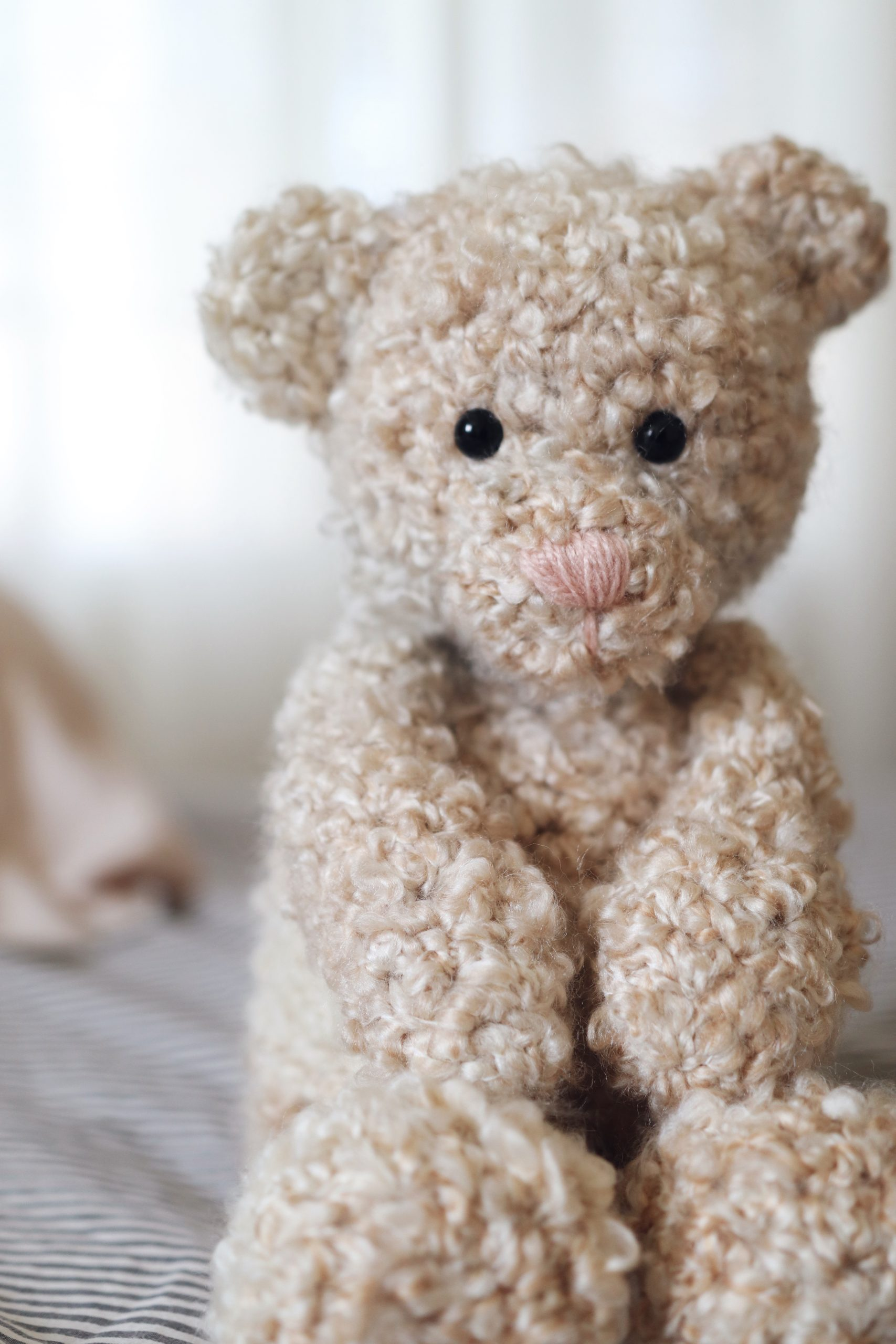 Amigurumi Meet the Cuddle Me Puppy Free Pattern – Free Amigurumi ... | 2560x1707
