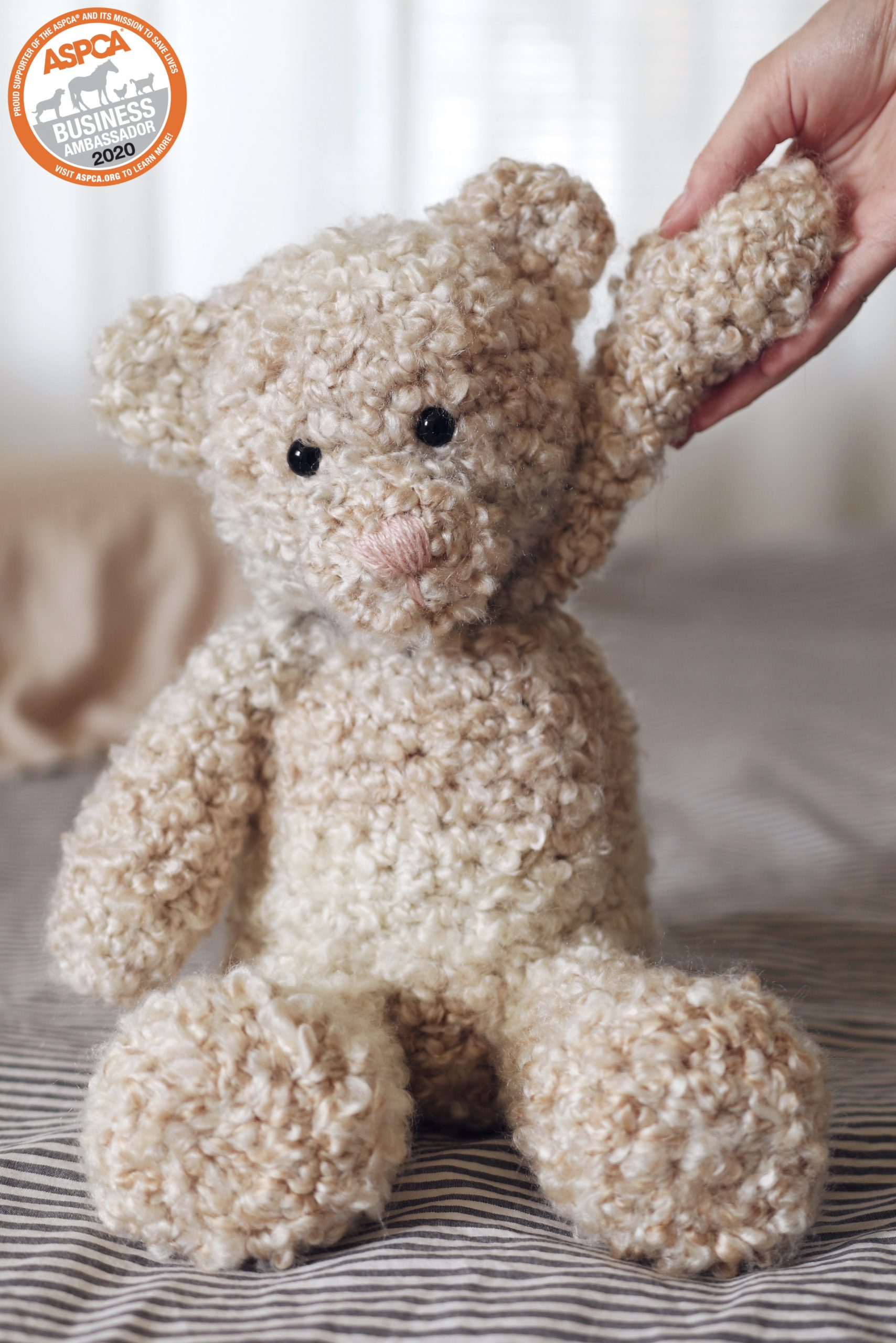 15 Crochet Teddy Bear Patterns | 2560x1708